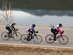 Carter Lake Road Race - photo credit to Shawn Curry